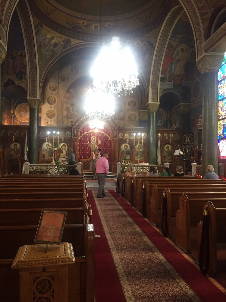 St Demetrios Greek Orthodox Cathedral of Astoria: 3011 30th Dr, Astoria, NY