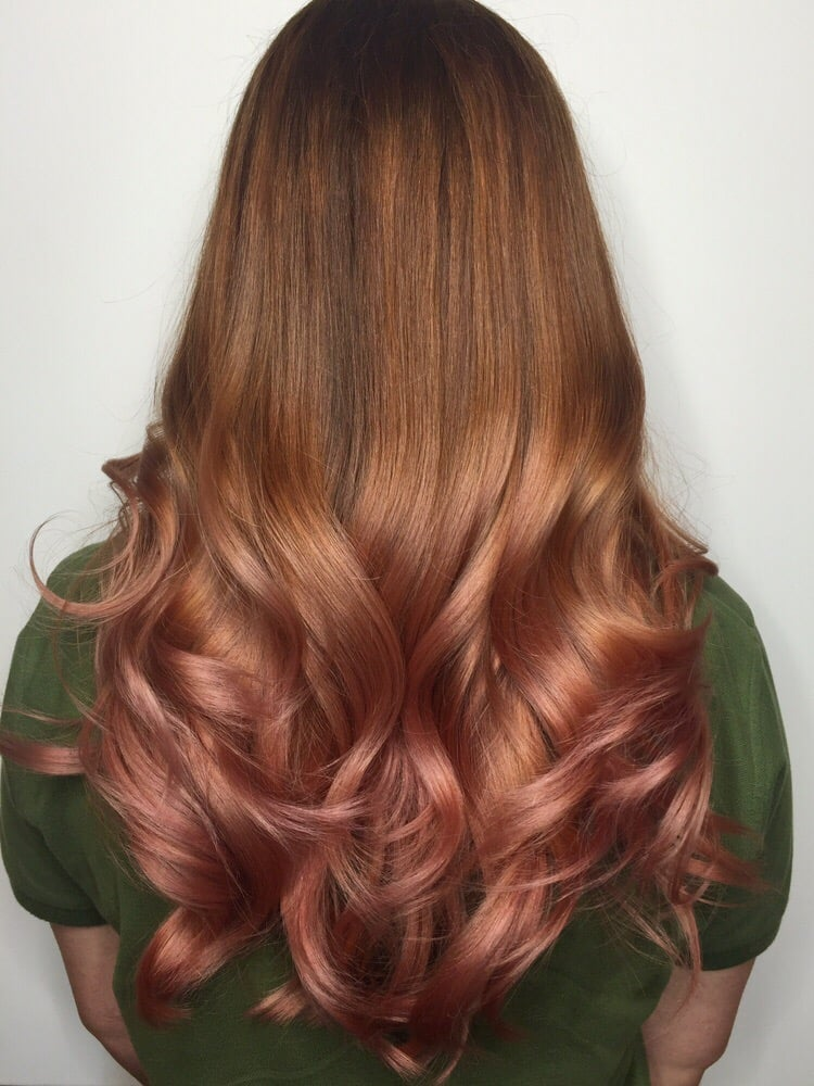 This Was A Three Session Color Correction Chocolate Caramel