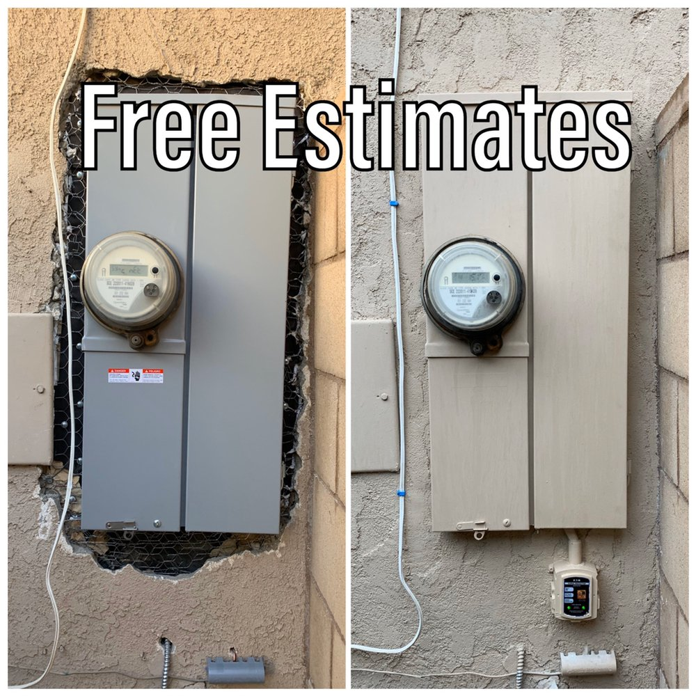Electrician Services Corp Air Conditioning Services: 615 Pepperwood Dr, Brea, CA