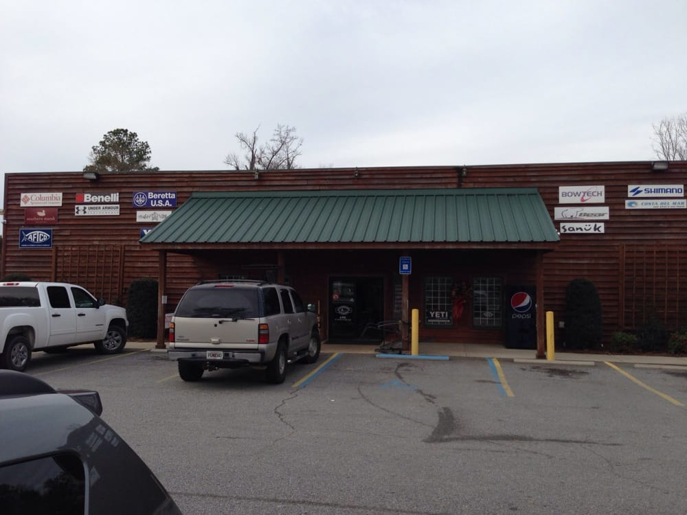 Backwoods Outdoors: 1486 US Hwy 19 S, Leesburg, GA