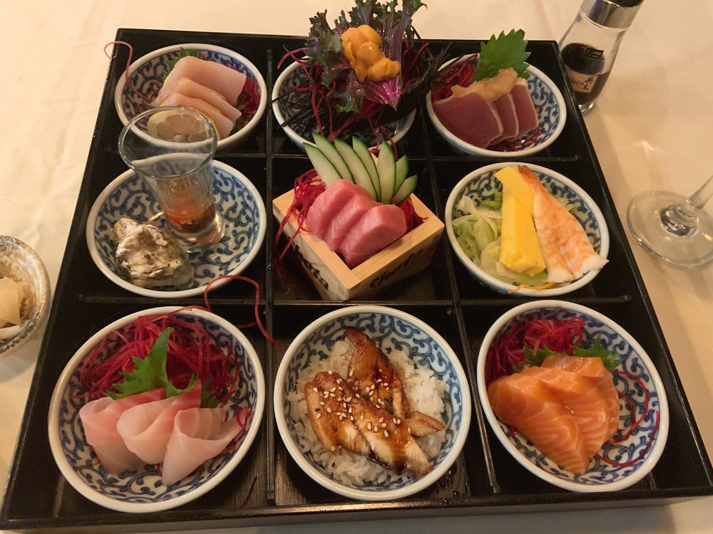 Food from Shota Sushi & Grill