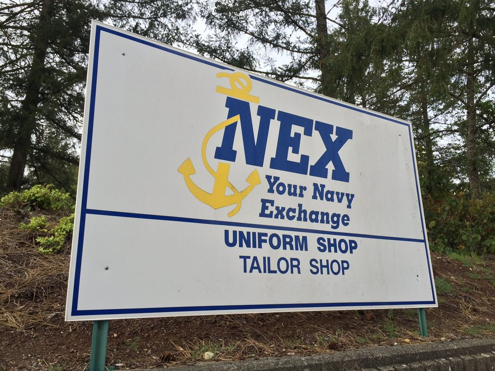 NEX Uniform & Tailor Shop: 2600 Ohio St, Silverdale, WA