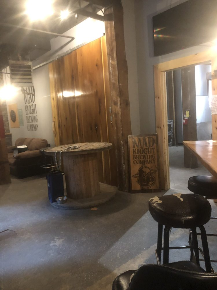 Mad Knight Brewing: 4015 Tennessee Ave, Chattanooga, TN