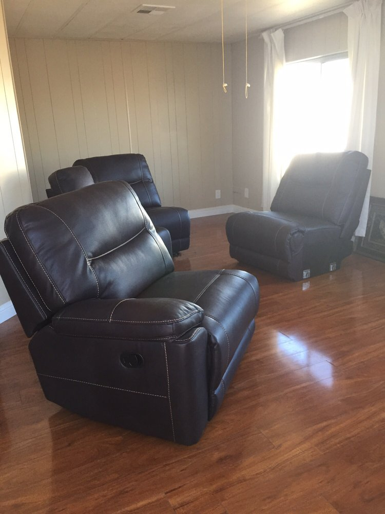 Had Them Put The Sectional Together Took Them 10 15