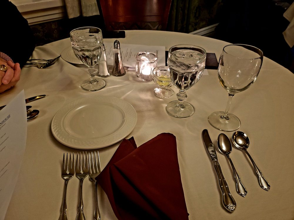 Landmark Restaurant at Old Rittenhouse Inn: 303 Rittenhouse Ave, Bayfield, WI