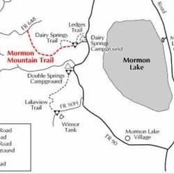 Mormon Lake Az >> Mormon Mountian Trail 24 Photos Hiking 2040 Mormon
