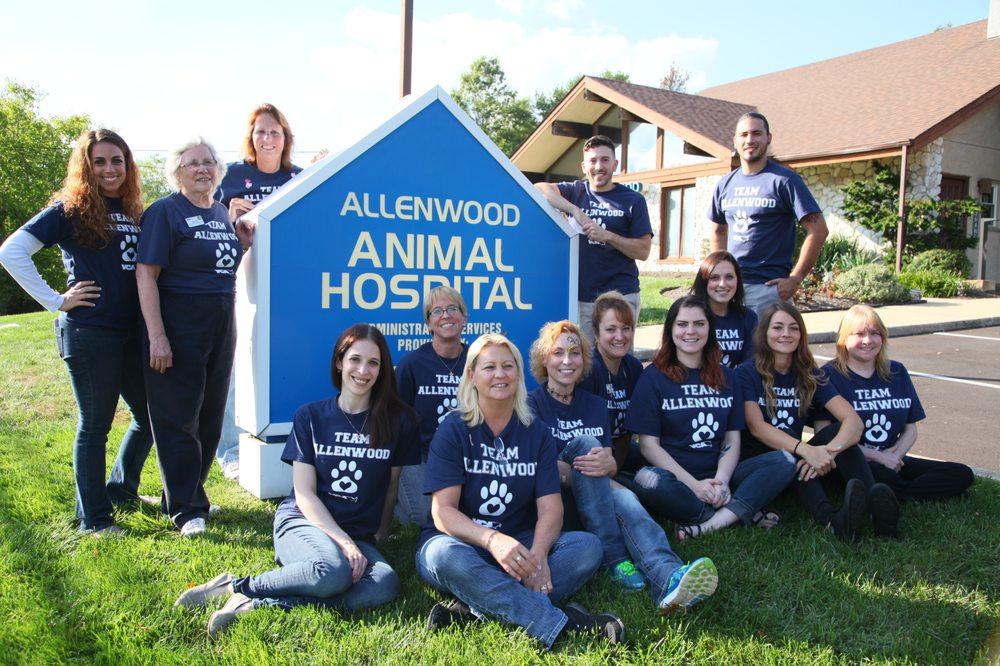 Allenwood Animal Hospital: 3002 Atlantic Ave, Allenwood, NJ