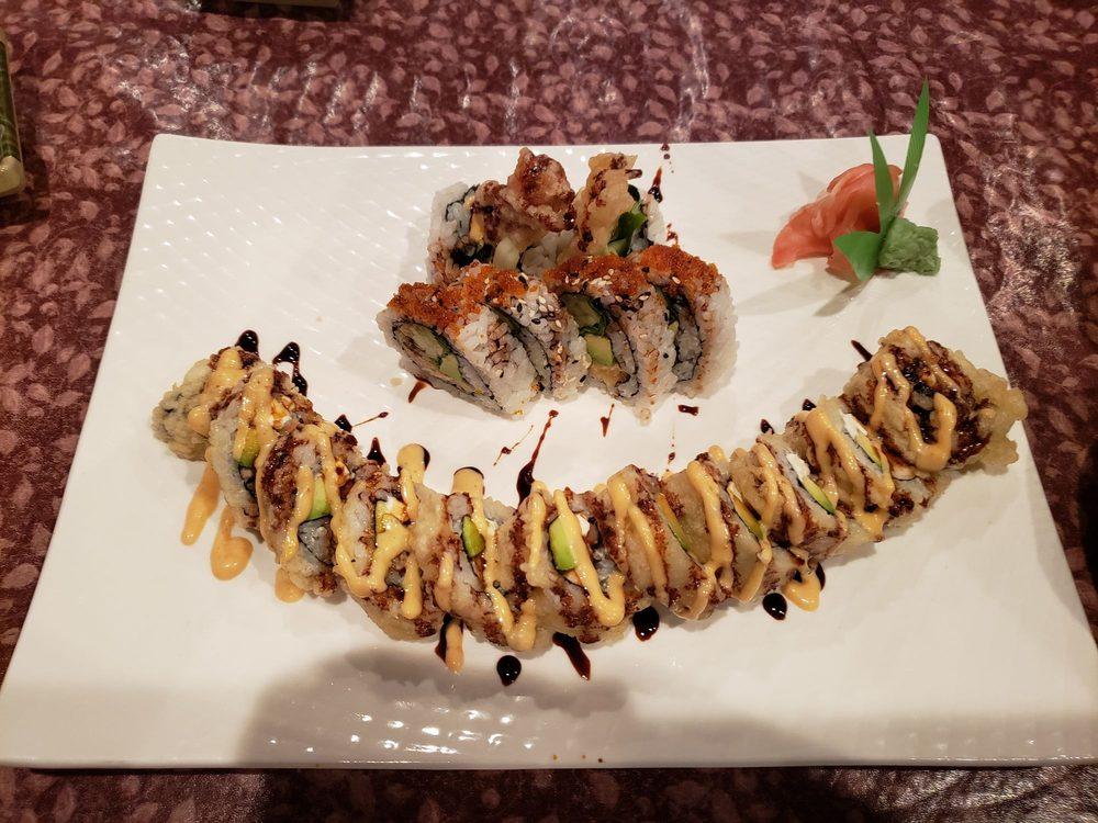 Fujiyama Japanese Steakhouse: 1302 Ave Of Mid-America, Effingham, IL