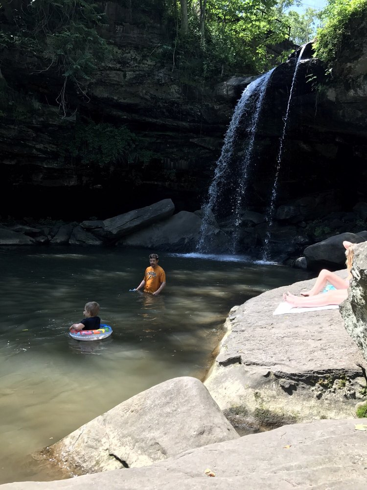 Social Spots from Buttermilk Falls Park