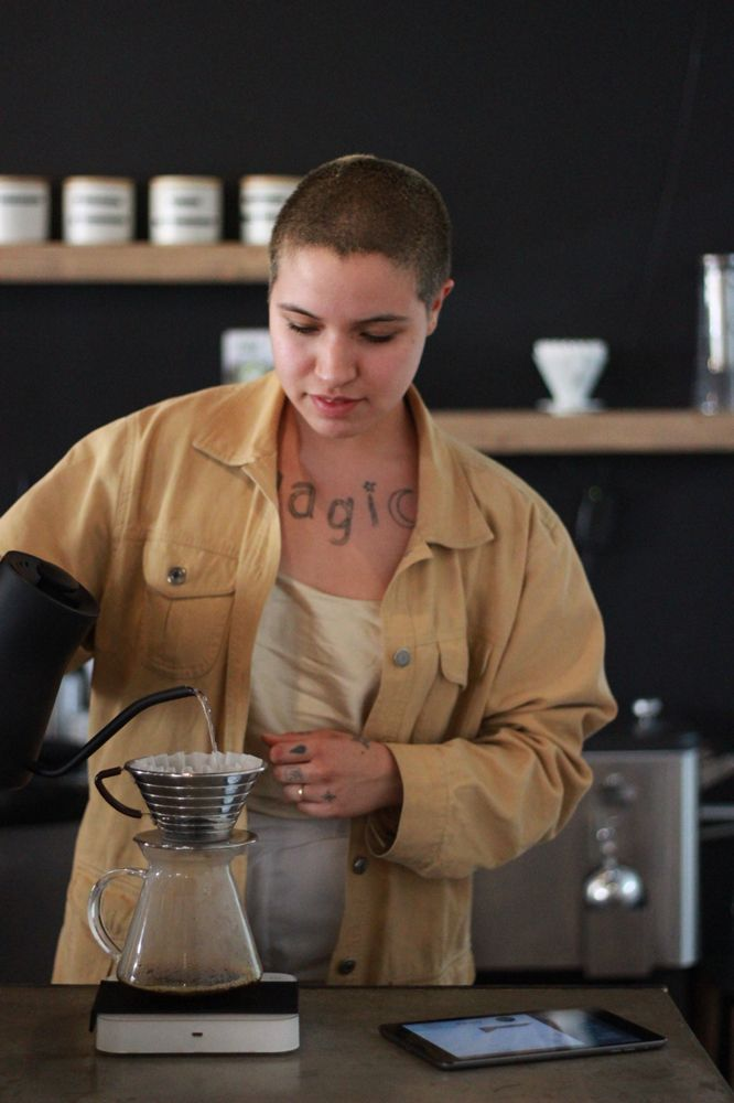 Cedar Coffee Supply: 103 West Ave E, Alpine, TX