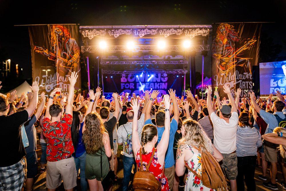Wildflower Arts & Music Festival: 2351 Performance Dr, Richardson, TX