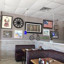 photo of brunch house vb virginia beach va united states - Breakfast House Restaurant Wall Designs