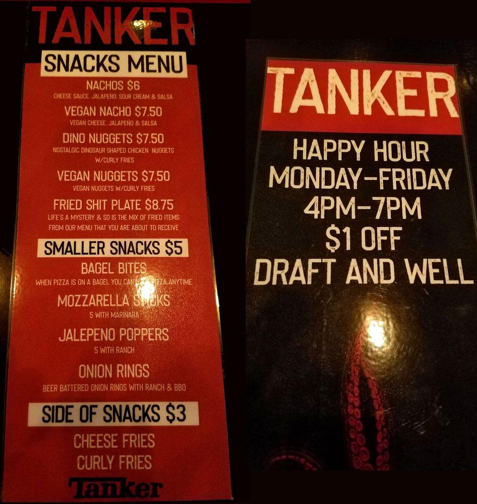 The Tanker: 4825 SE Hawthorne Blvd, Portland, OR