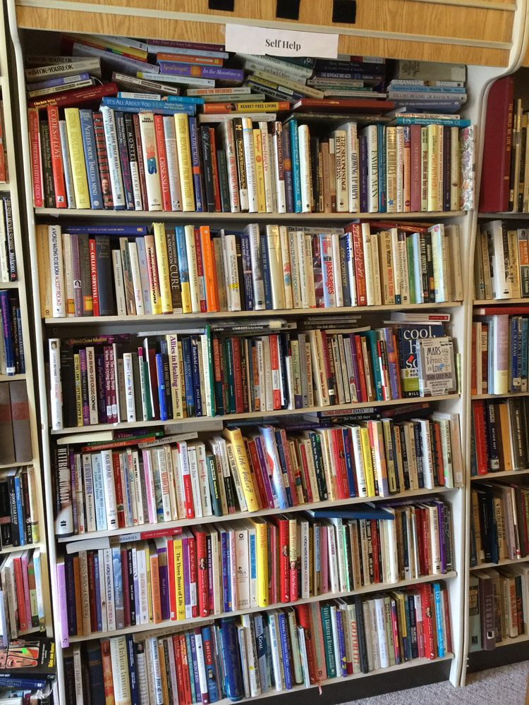 All In Books: 136 N Main Sttreet, West Bend, WI