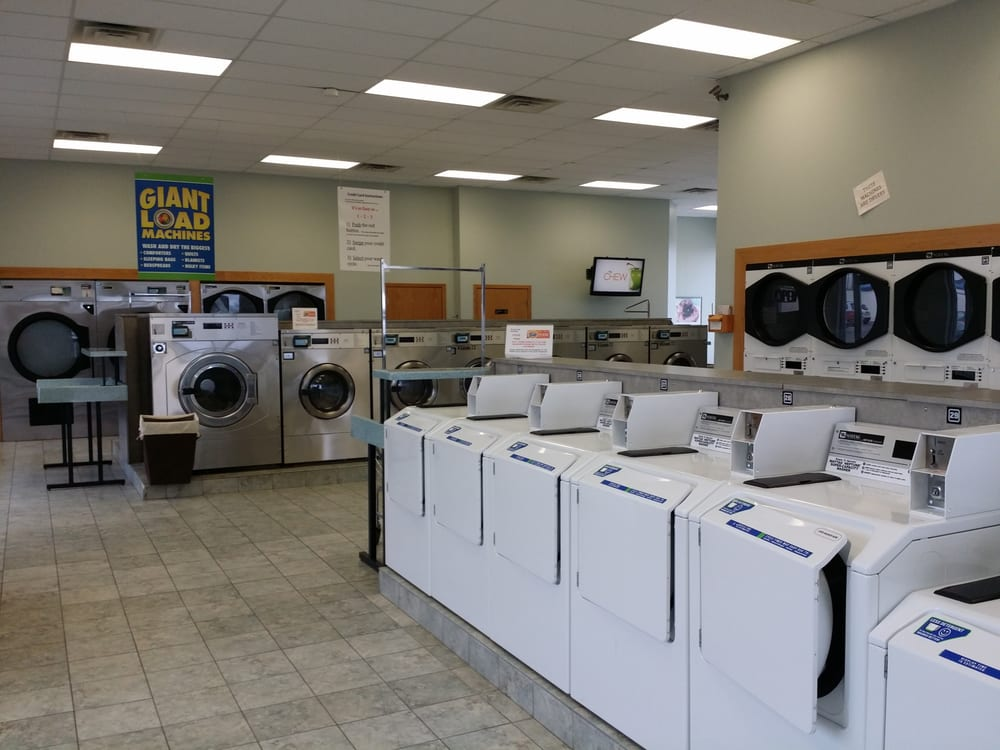 Express Laundry: 1609 Main St, Albert Lea, MN
