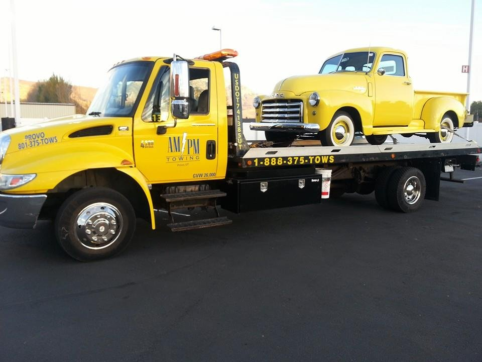 Am Pm Towing: 1985 N 2800th W, Provo, UT