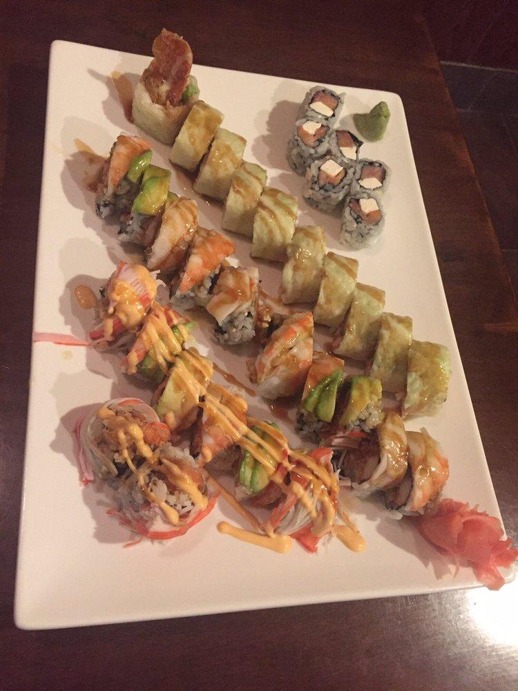 D M Sushi: 2928 Old Nazareth Rd, Easton, PA
