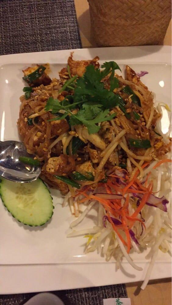 Thai Square Restaurant Menu Cupertino