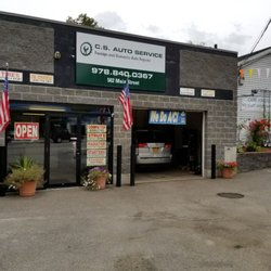 Cs auto service get quote garages 502 main st for North main motors leominster ma