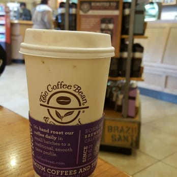 coffee bean tea leaf Find the latest coffee bean & tea leaf promo codes, coupons & deals for may 2018 - plus earn 75% cash back at ebates join now for a free $10 welcome bonus.