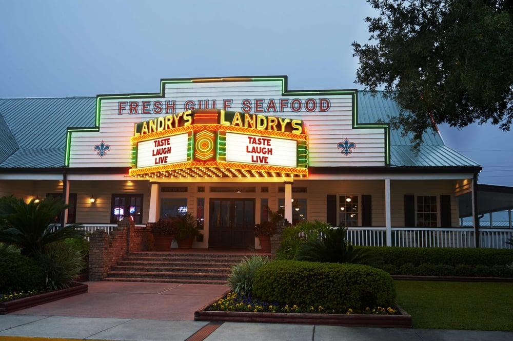 Landry's Seafood House: 2942 Grand Pointe Hwy, Breaux Bridge, LA