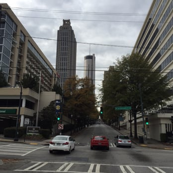 Our First City Of Atlanta Trash Bin
