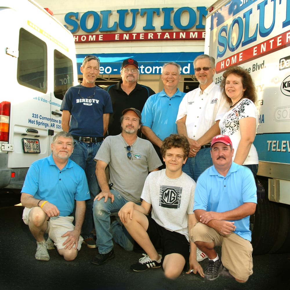 Solutions Home Entertainment: 235 Cornerstone Blvd, Hot Springs, AR