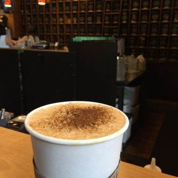 Review Of Granville Island Coffee