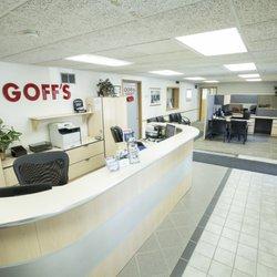 Goff s Collision Repair Center Body Shops 1235 E Wisconsin Ave