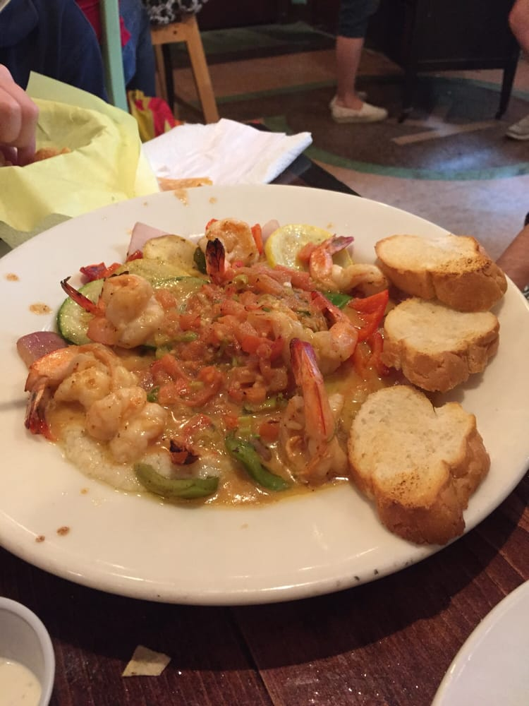 Shrimp and grits are delicious yelp for Fish and grits near me