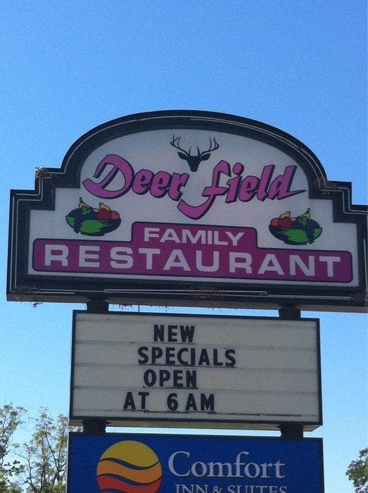 Photos for deerfield family restaurant yelp