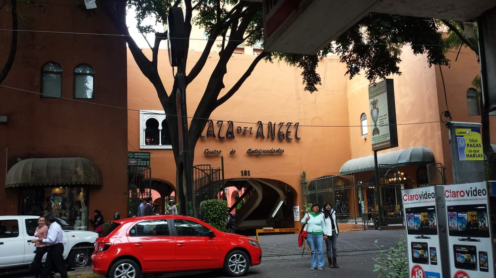 Plaza del Ángel | Antiguedades
