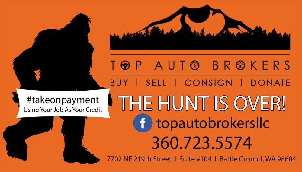 Top Auto Brokers: 14905 NE Caples Rd, Brush Prairie, WA