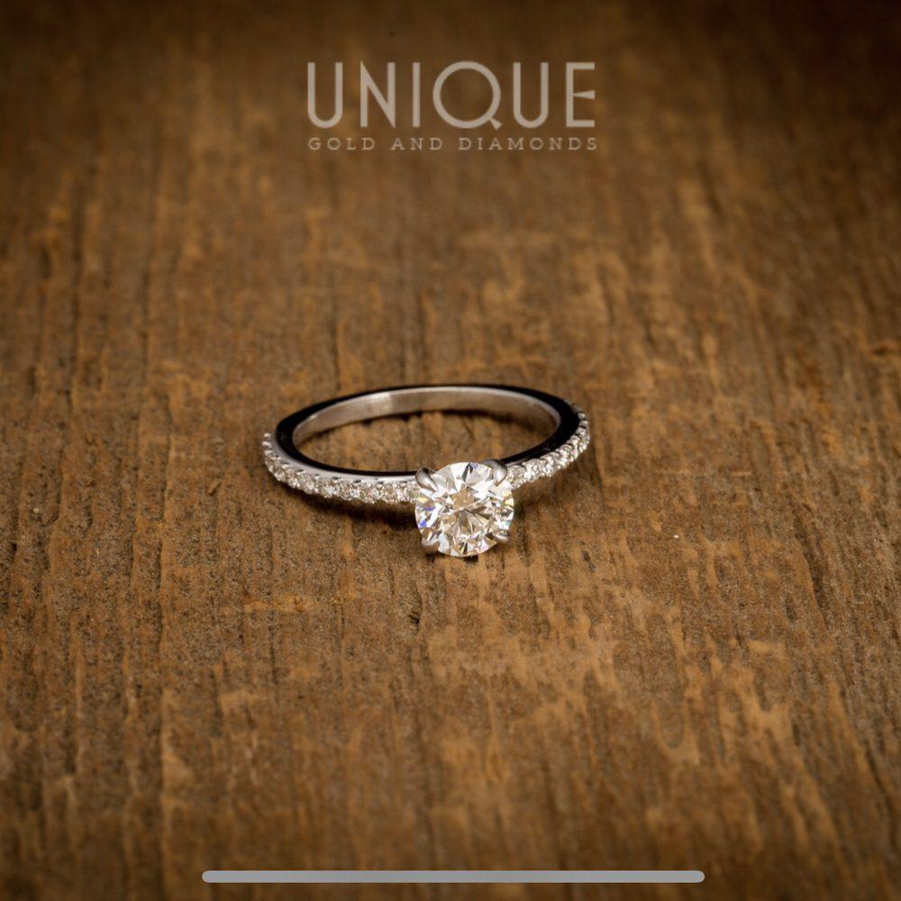 Unique Gold and Diamonds