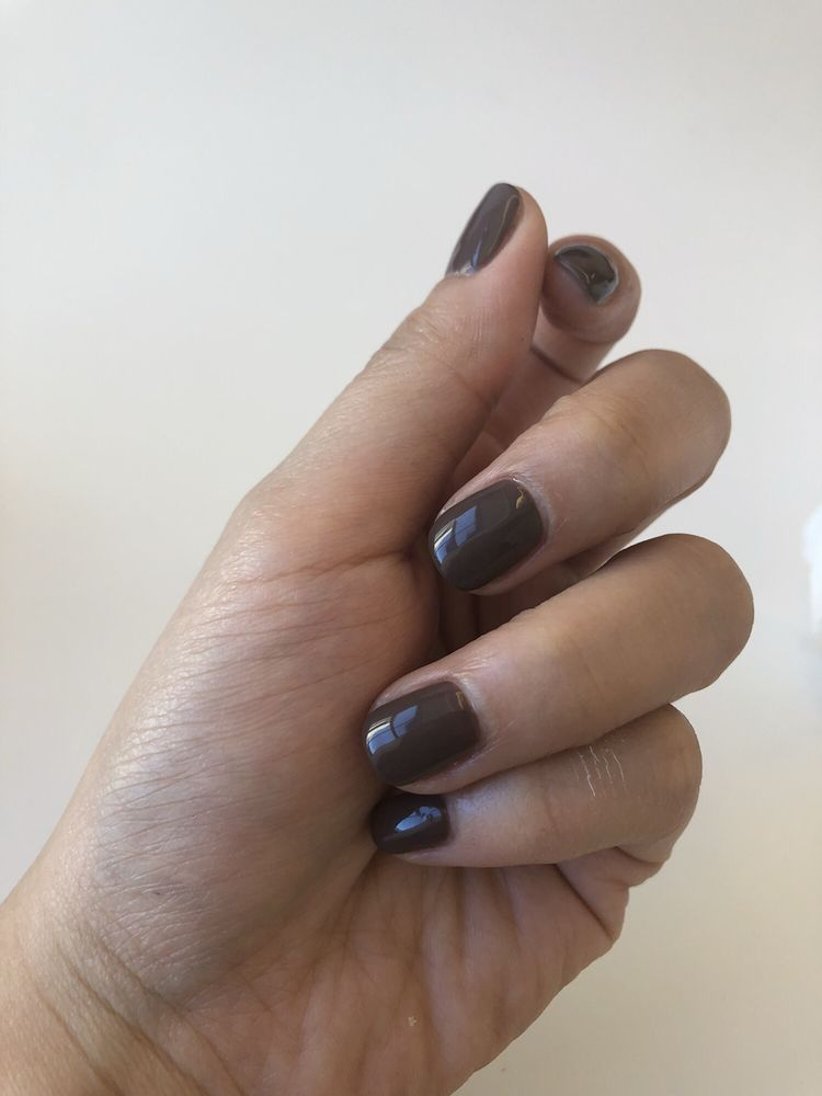 Essie gel nail $38 without removal - Yelp