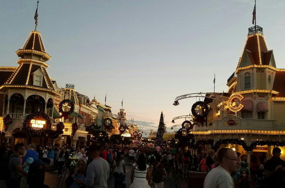 Walt Disney World Railroad: Orlando, FL