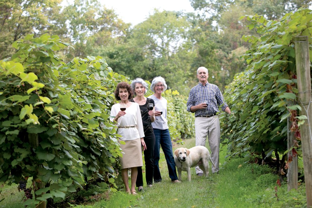 Nissley Vineyards & Winery: 140 Vintage Dr, Bainbridge, PA