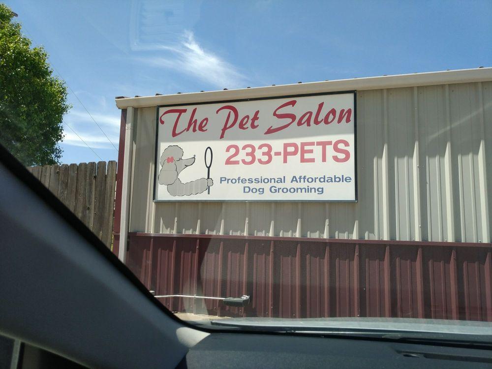 Pet Salon: 626 N Van Buren St, Enid, OK