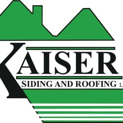 Photo Of Kaiser Siding And Roofing Columbus Oh United States Logo