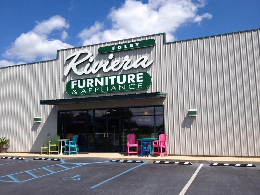 Riviera Furniture: 2919 S Juniper St, Foley, AL