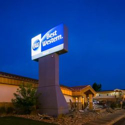 Photo Of Best Western Plains Motel Wall Sd United States