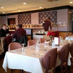 Amber Indian Restaurant Buffet