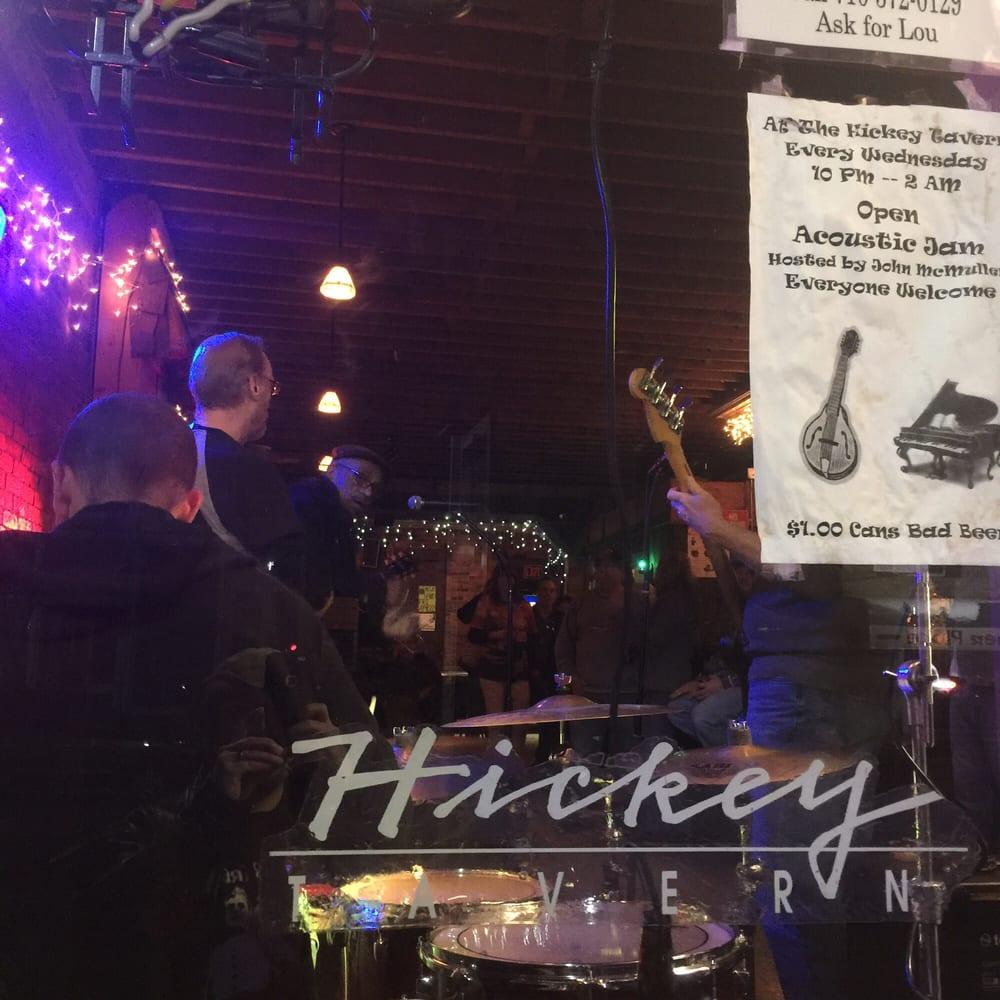 Hickey Tavern: 96 W Main St, Allegany, NY