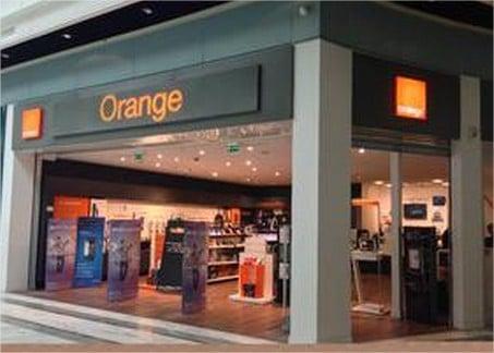 Orange y carrefour