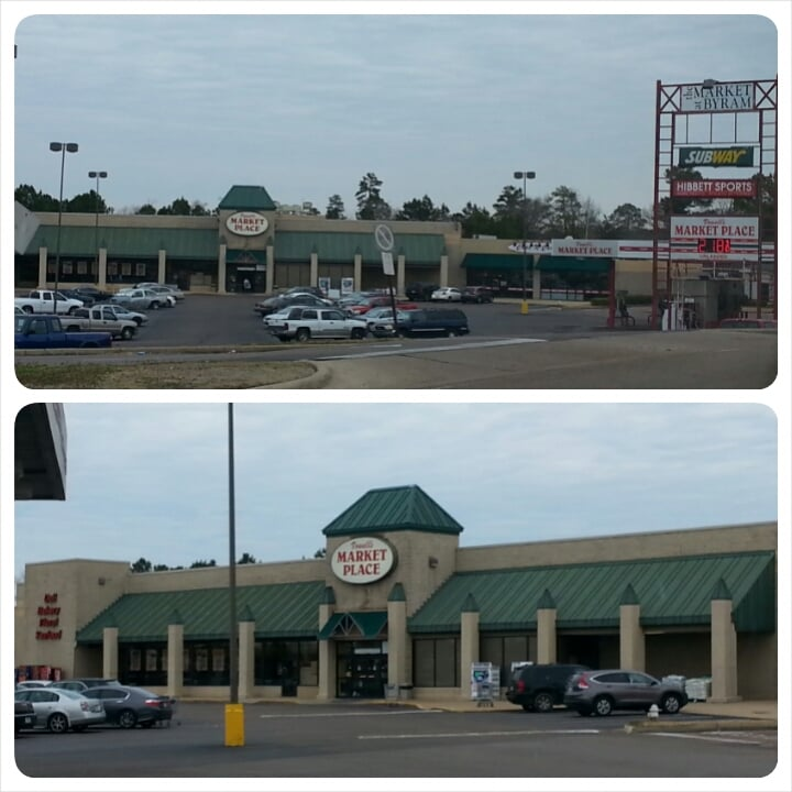 Vowell Market Place: 5777 Terry Rd, Jackson, MS