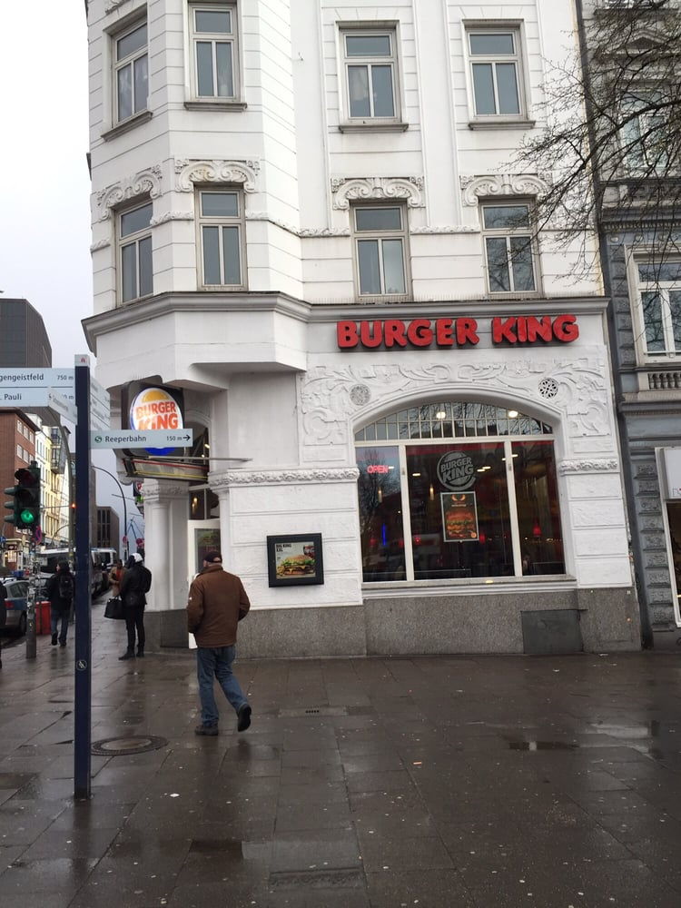 burger king 41 reviews fast food reeperbahn 75 st pauli hamburg germany restaurant. Black Bedroom Furniture Sets. Home Design Ideas