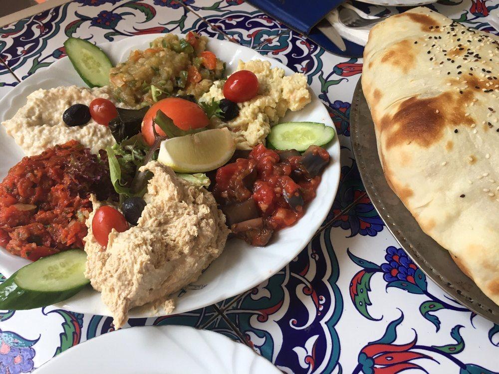 Derwish Turkish Mediterranean Restaurant Singapore