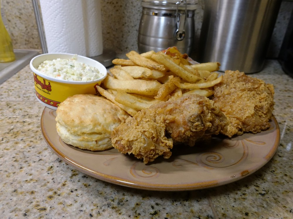 Food from Bojangles