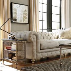 Photo Of Schneidermanu0027s Furniture   Roseville, MN, United States.  Schneidermans Furniture Chesterfield Sofa