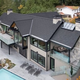 Photo Of Penfolds Roofing   Burnaby, BC, Canada. Penfolds Eco Roof   Heavy